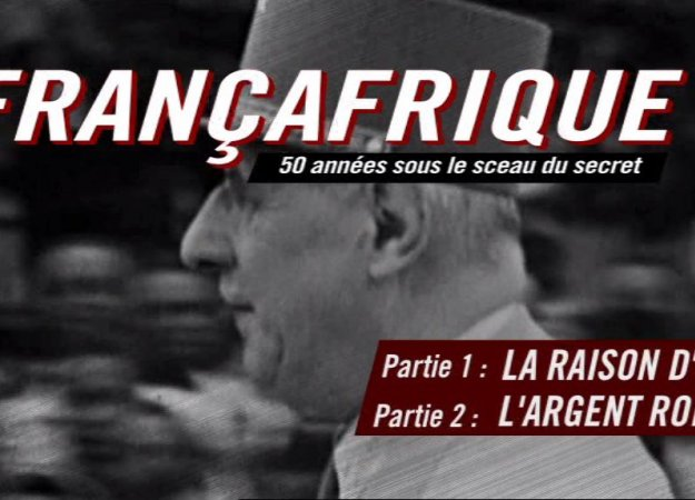 francafrique documentaire
