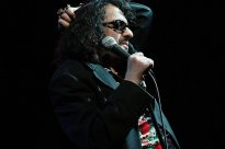 Le chanteur Rachid Taha (photo de Peelandstick - cc-by-2.0)